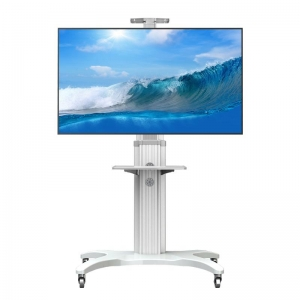 AVF1500WHT - Supporto TV da pavimento