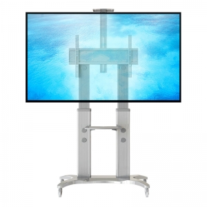 AVF1800WHT - Supporto TV da pavimento
