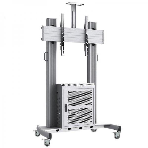 AVG1800-100-1P - Supporto TV professionale da pavimento
