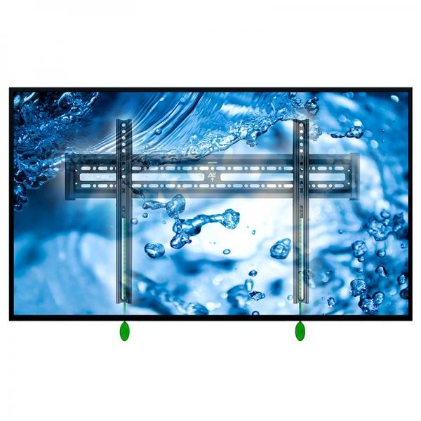 C3F - Supporto TV da parete