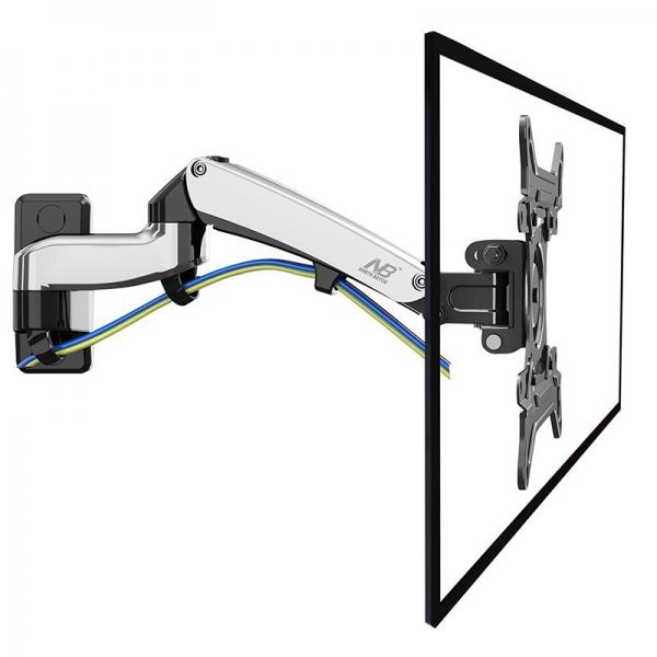NB F300S - Supporto Tv da parete girevole