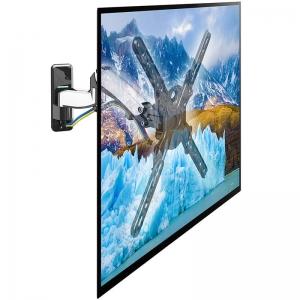NB F500S - Supporto Tv da parete girevole