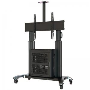 GF100B- Supporto TV professionale da pavimento