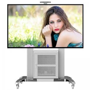 GF100S- Supporto TV professionale da pavimento