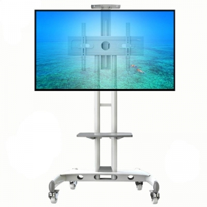 AVA1500WHT- Supporto TV da pavimento