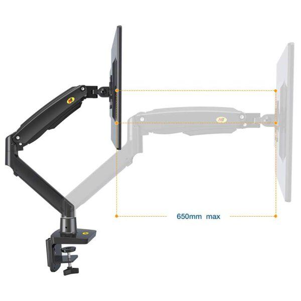 F100A - Supporto da scrivania