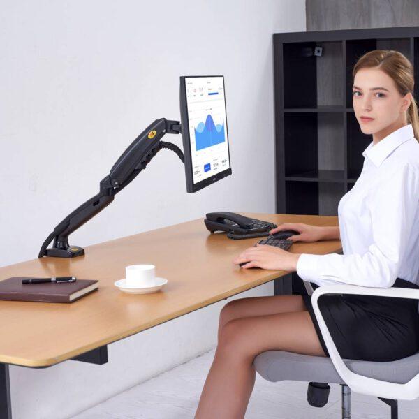 NB F80B - Supporto da scrivania