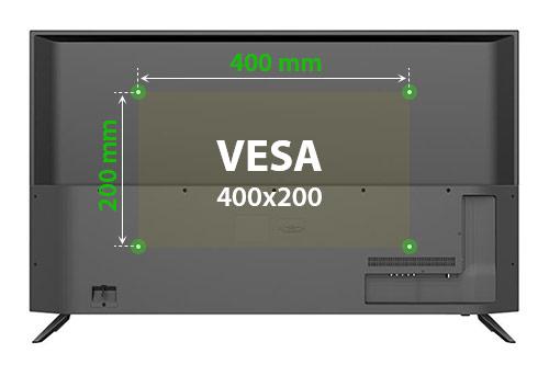 VESA 400x200